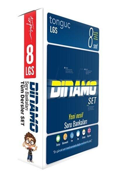 8. Sınıf Lgs 2021 Lgs Dinamo Tüm Dersler Soru Bankası Seti