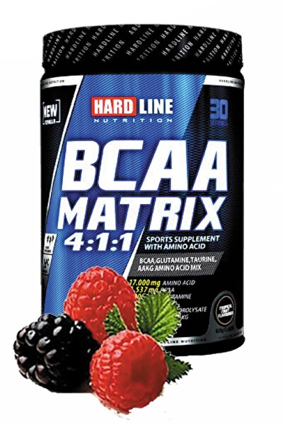 Bcaa Matrix Böğürtlen Aroma 630gr Bcaa Aminoasit