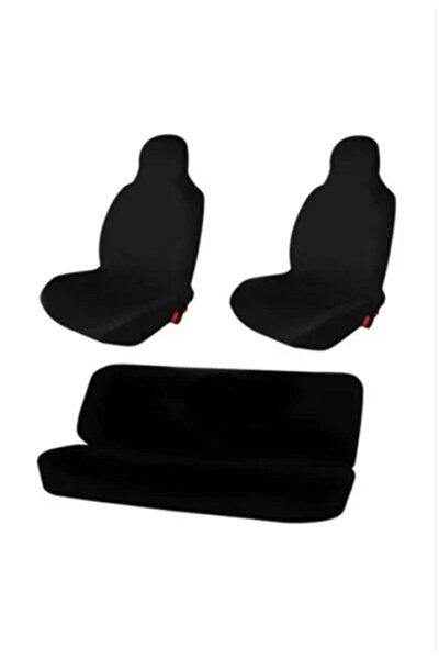 Otomobil Servis Kılıfı Likralı Esnek Siyah Tüm Araç Modellerine Uygundur
