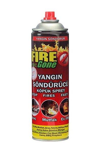 Fire Gone Sprey_ Yangın Söndürücü
