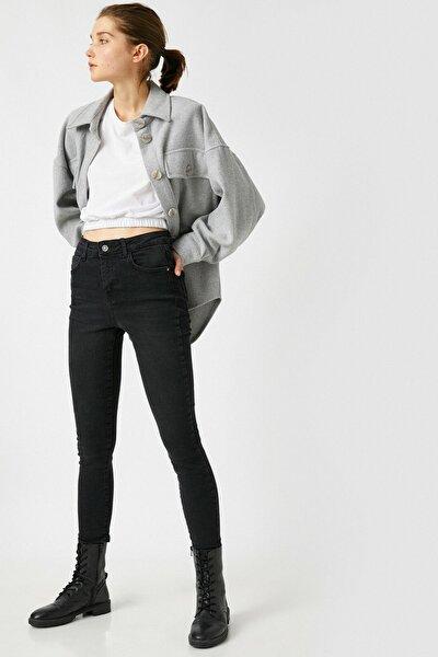 Kadın Siyah Jeans 1KAK47629MD