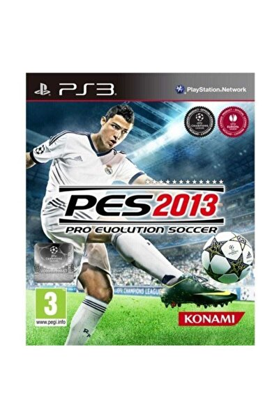 Ps3 Pro Evolution Soccer 2013 - Pes 2013
