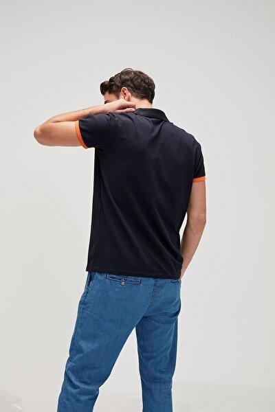 Lacivert Erkek Tişört Rım Pıque Polo Navy (19.01.07.036-c07)