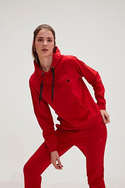 Kadın Sweatshirt Chaste Hoodıe 20.04.12.005