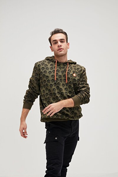Erkek Sweatshirt Abracadabra Hoodıe 20.02.12.022