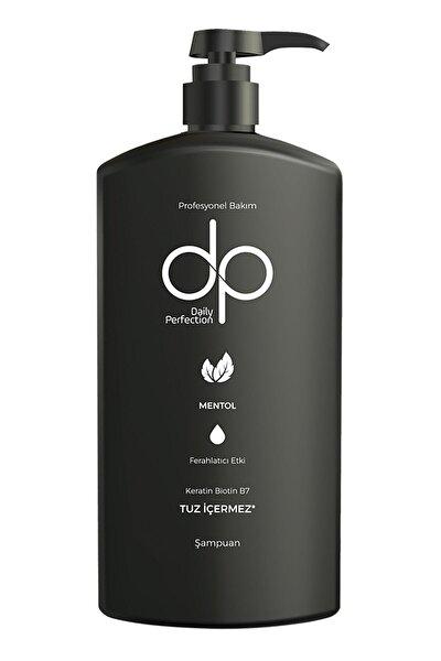 Erkeklere Özel Mentol Ferahlatıcı Etki Tuzsuz Şampuan 800 ml