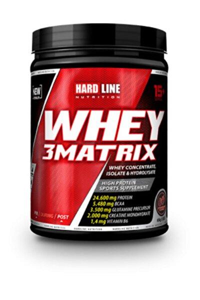 Whey 3 Matrix 454 gr - Çilek Aromalı
