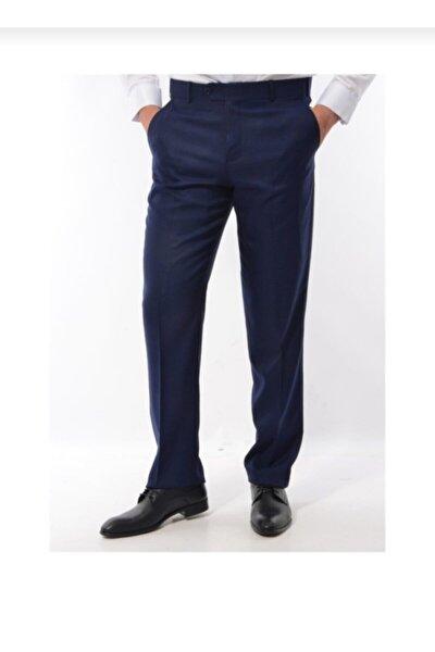 Erkek Klasik Kesim Kumaş Pantolon