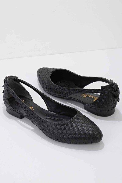Siyah Kadın Babet K01879253009
