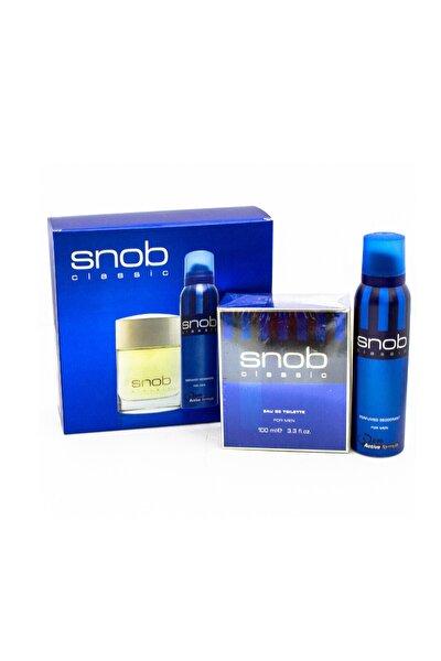 Parfüm Seti Classic Edt 100Ml + 150Ml Deodorant Erkek
