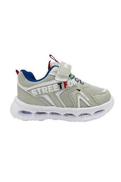 Işıklı Ve Ortopedik Taban Destekli Hafif Spor Ayakkabı