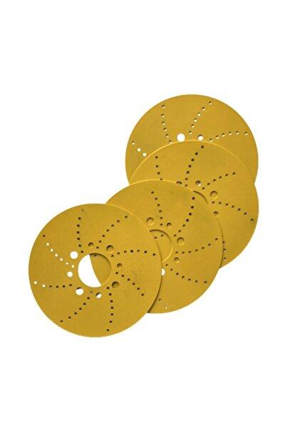 Sarı 13''inç Kampana Disk Fırfırı Kampana Sacı 4'lü Set