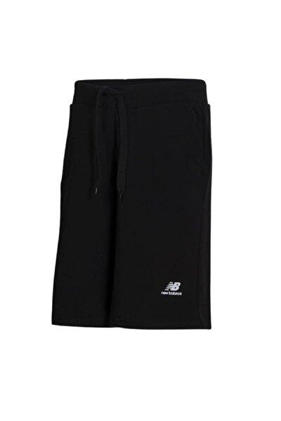 Erkek Siyah Şort Vom Shorts  V MTS005 BK