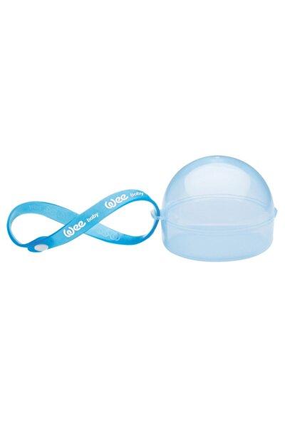 Emzik Saklama Kabı Mavi