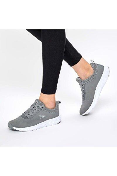 Kadın Ortopedik Tabanlı Spor Ayakkabısı - Gri - Btmz000424-gri-37