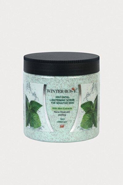 Mint Facial Lightening Scrub/ Nane Ekstraktlı Peeling