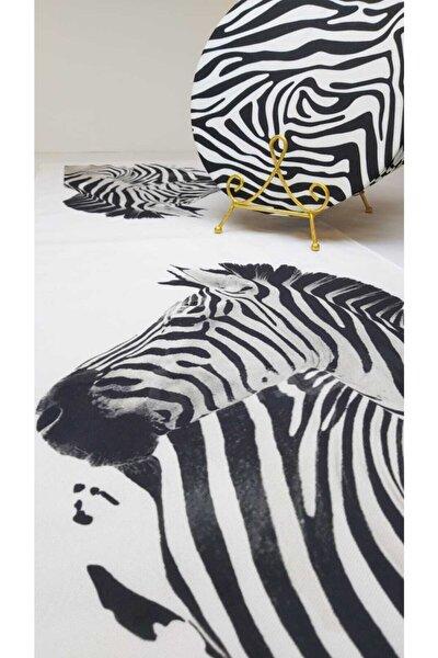 Amerikan Servis Zebra Runner Ve 6'lı Zebra Supla