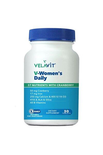 V-womens Daily Takviye Edici Gıda 30 Tablet