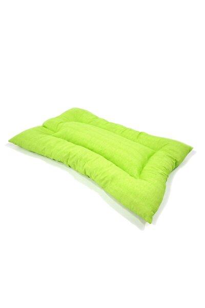Yer Minderi 100 Cm X 60 Cm - Limon Yeşili