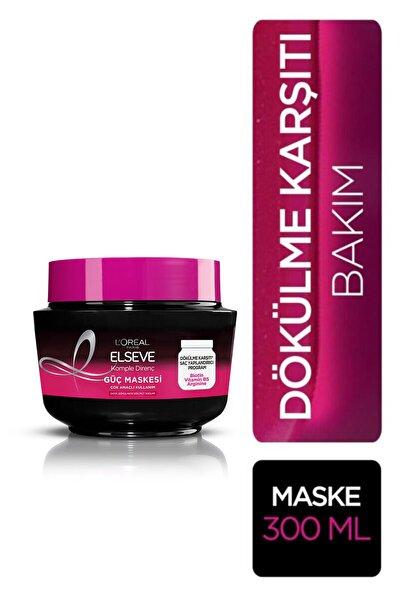 L'oréal Paris Komple Direnç Dökülme Karşıtı Güç Maskesi 300 ml