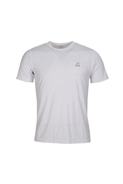 SN225 BASIC PES C NECK T- Beyaz Erkek T-Shirt 100581598