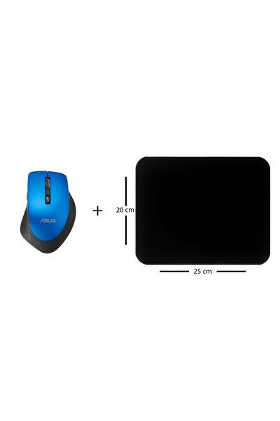 Wt425 Kablosuz Optik Sessiz Mavi Mouse + Mouse Pad