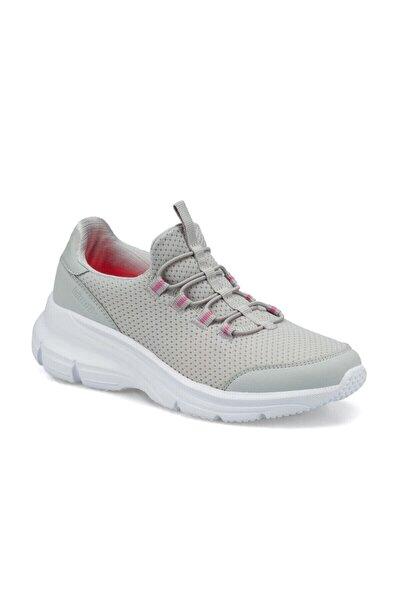 PLAZO TX W Açık Gri Kadın Comfort Ayakkabı 100503591