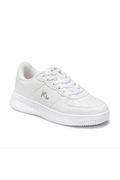 Unisex Beyaz Günlük Yürüyüş Spor Ayakkabı