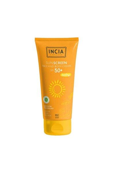 Bebek Doğal Güneş Kremi 50 Spf 100 ml