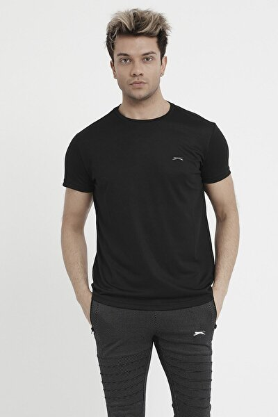 REPUBLIC Erkek T-Shirt Siyah ST11TE025