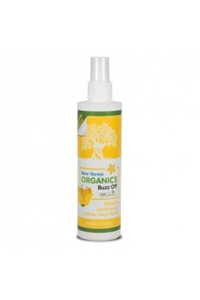 Organics Buzz Off Bebek Ve Çocuklar Için Sprey 175ml (doğal Sivrisinek Kovucu)