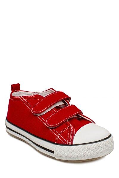 Pino Kırmızı Çocuk Sneaker Ayakkabı