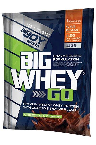 Bigjoy Bigwheygo Whey Protein Tozu Çikolata 1 Adet