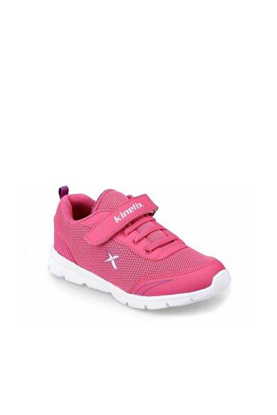 YANNI Fuşya Mor Kız Çocuk Koşu Ayakkabısı 100314940