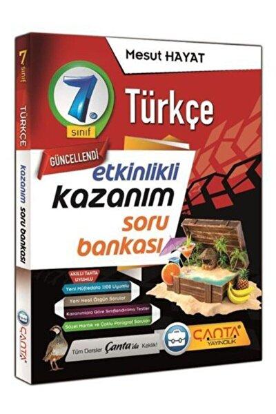 7. Sınıf Türkçe Etkinlikli Kazanım Soru Bankası