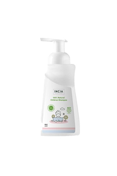 %100 Doğal Bebek ve Çocuk Jel Şampuan 350 Ml