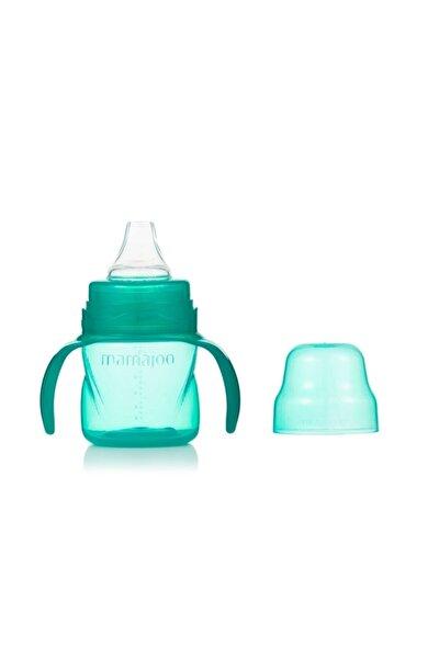 Kulplu Eğitici Bardak 160 ml / Yeşil