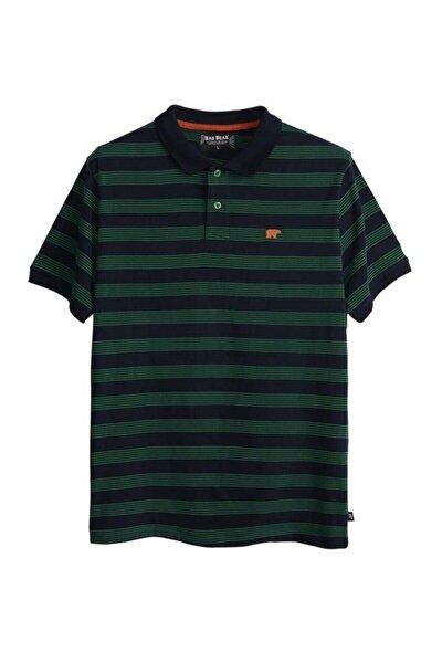 Erkek Yeşil Polo T-shirt  21.01.07.046