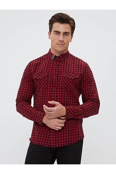 Erkek Kırmızı Gömlek 2025142