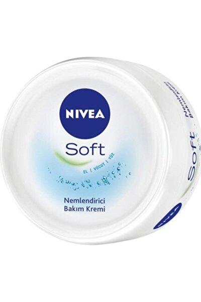 Nıvea Soft El Vücut Ve Yüz Kremi 200 ml