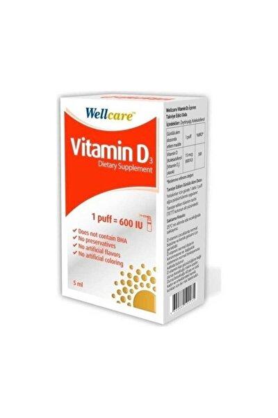 Vitamin D3 600 Iu 5 ml