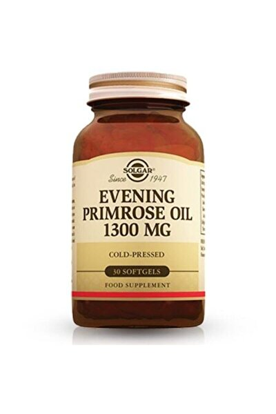 Evening Primrose Oil 1300 mg- 30 Softjel