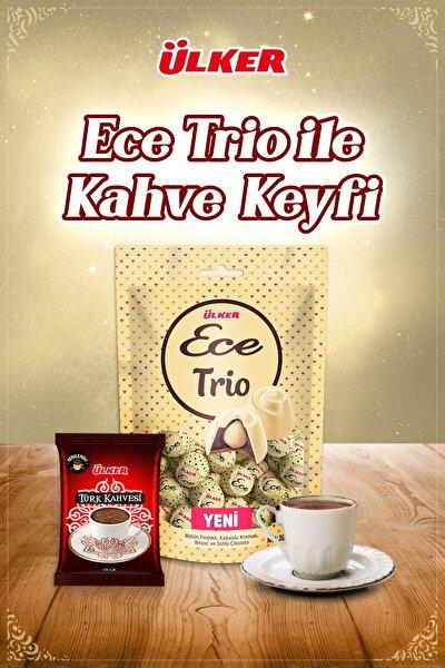 Ece Trio Ile Kahve Keyfi Paketi