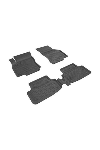 4,5d Siyah Seat Leon 2013-2020 Paspas