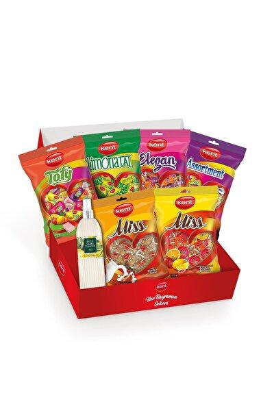 Karışık Şeker Paketi - Kolonya