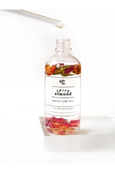 Spicy Almond Dry Multiuse Oil