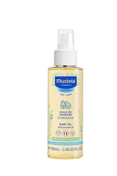Massage Oil - Bebek Masaj Yağı 100 ml