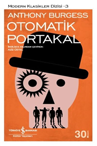 Otomatik Portakal K.kapak