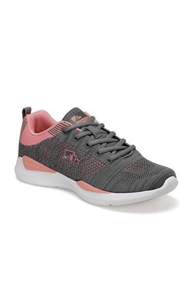 WOLKY 1FX Gri Kadın Koşu Ayakkabısı 100787331