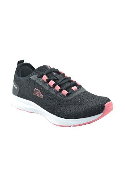 STEFAN WMN Siyah Kadın Koşu Ayakkabısı 100497353